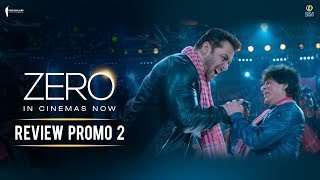Zero - Review Promo 2 | In Cinemas Now | Shah Rukh Khan | Aanand L Rai