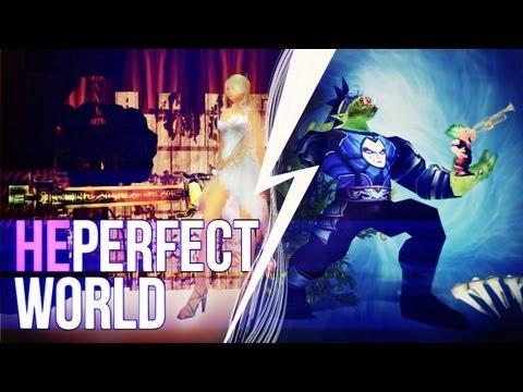неPerfect World - WOW&PW Machinima (при уч. Мобофилки)