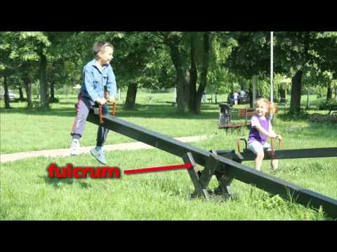 Fulcrum, Inclined Plane, Pulley, Screw, Simple Machine, Wedge, Wheel & Axle, Lever (#GH5071) Trailer