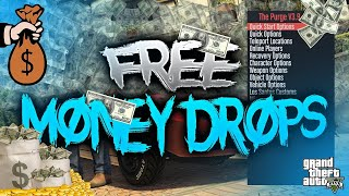 GTA 5 money drop!! (Free to join)