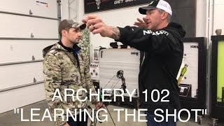 Beginning Archery 102 -Learning the shot- with Renowned coach John Dudley