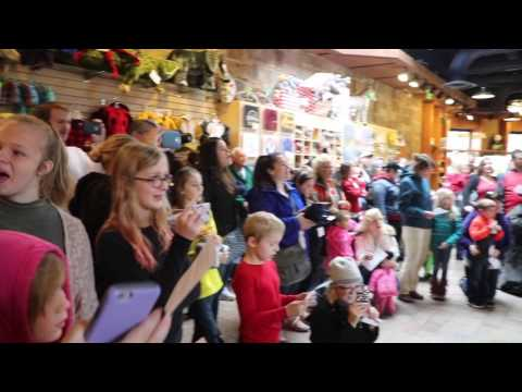 Gayla Peevey Sing-Along at the OKC Zoo 2016