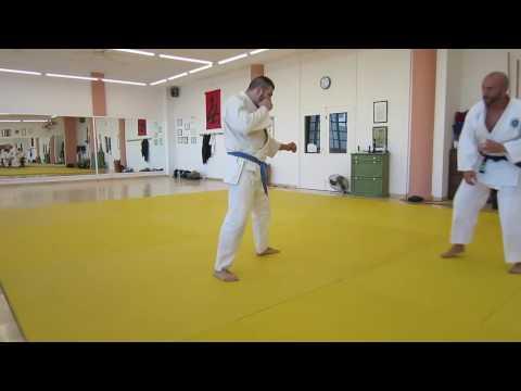 Examen 1º Kyu Defensa Personal Club Ryoshinkai Tenerife
