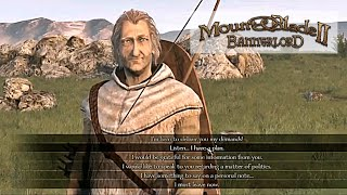 Mount and Blade II: Bannerlord - 30 Minutes of Gameplay 2016 (720p HD 60fps)