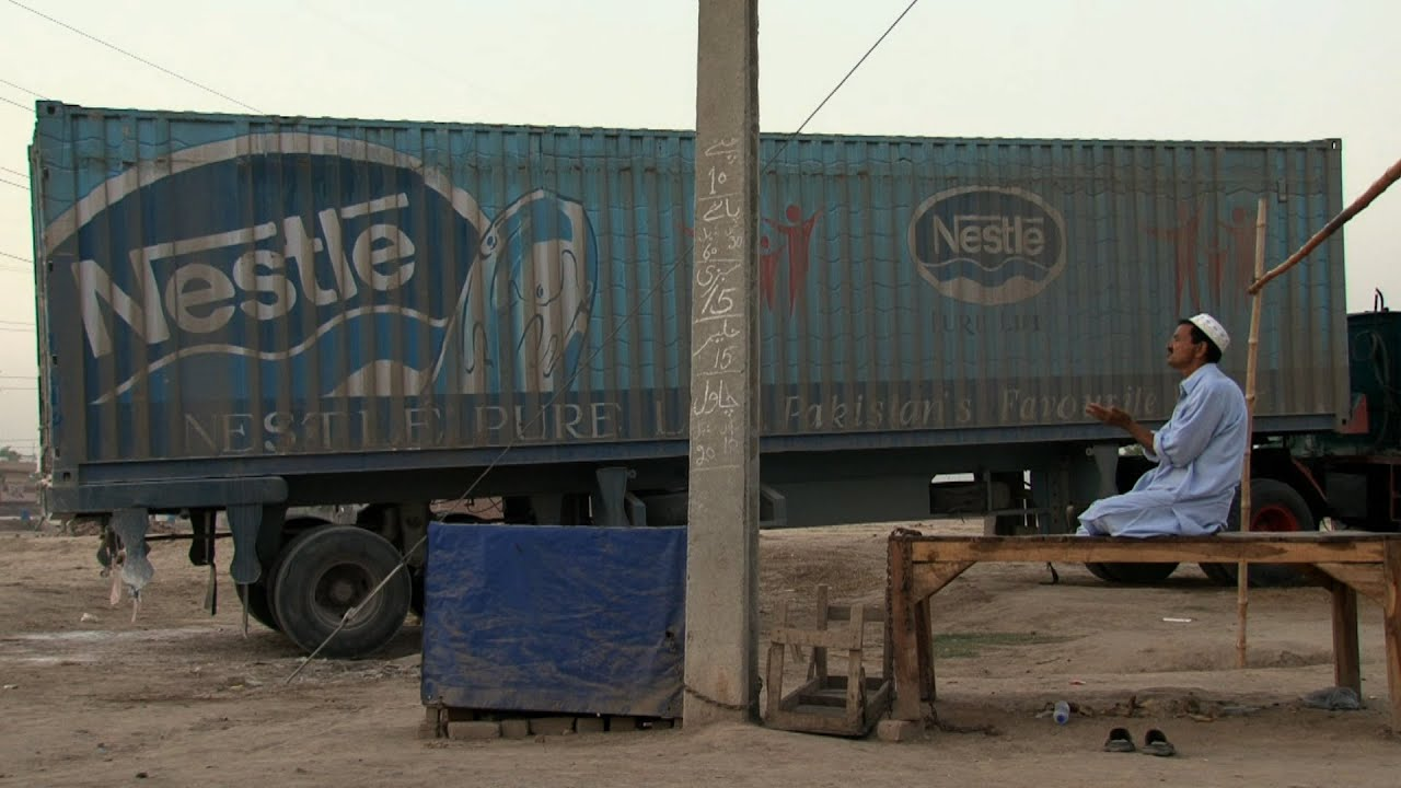 Official Trailer: Bottled Life - The Truth about Nestlé's Business with  Water