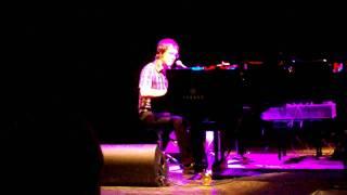 "Ben Folds ""Don't change your plans"" (live)"