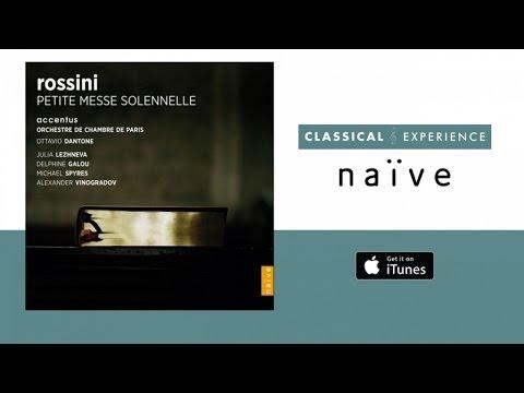 Gioacchino Rossini - Petite Messe Solennelle (Full Album)