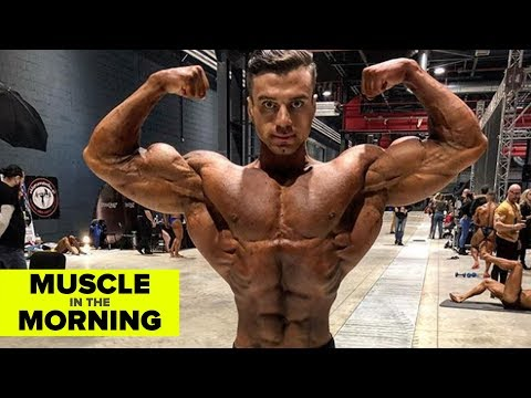 THE RUSSIAN CHRIS BUMSTEAD?! Muscle in the Morning (11/12/18)