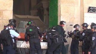 Palestinian teen killed