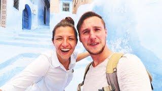 Weltreise Tag 443 • Chefchaouen in Marokko • Vlog #059