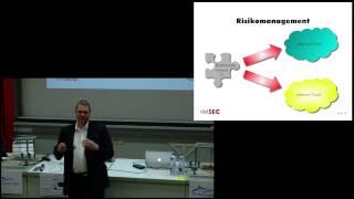 Mit dem Sicherheitsgurt in die Wolke, Dr. Marcus Holthaus (Open Cloud Day 2013)