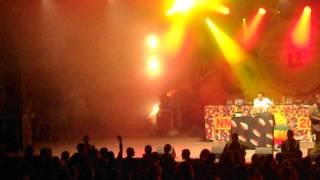 Jah Free & MC Gary James [UK] Live at NMNZ 2014