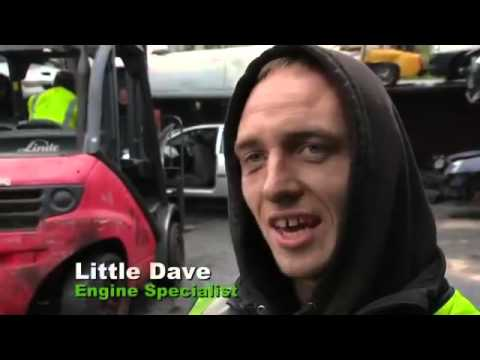 Pay Day Scrappers, Series 1 Episode 1 of 6