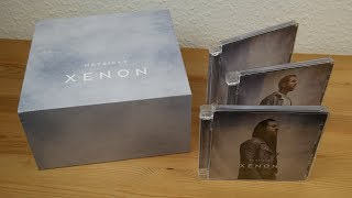 METRICKZ - XENON (Limited Deluxe Box) UNBOXING