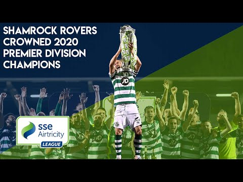 BEHIND-THE-SCENES | Shamrock Rovers Crowned Division champions!