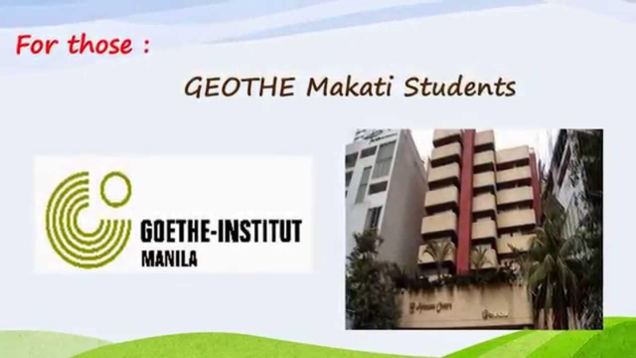 Shared Room For Rent Near GOETHE Institute Makati