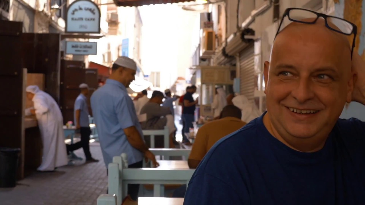 Middle Eastern Food Documentary