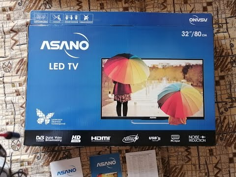 ASANO 32LH1030S LED-телевизор 32-дюйма обзор и отзыв
