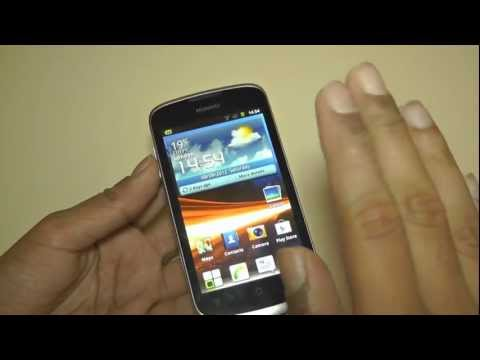 Huawei Ascend G300 Mobile Phone Full Review