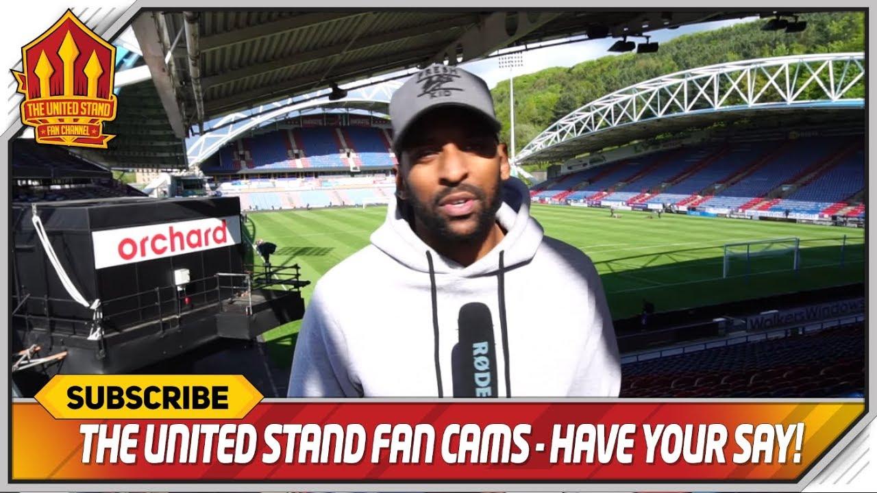 19ea94d0bcdb08 Flex! Chong Only Positive! Huddersfield 1-1 Manchester United Match Reaction