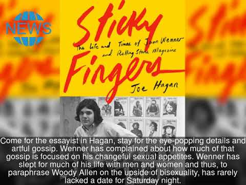 'Sticky Fingers' Captures Rolling Stone's Jann Wenner and the Culture He Helped Create