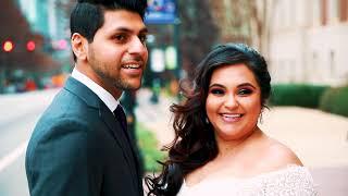 Nida & Adnan | Wedding Highlights | Atlanta Ismaili Wedding Biltmore Ballrooms
