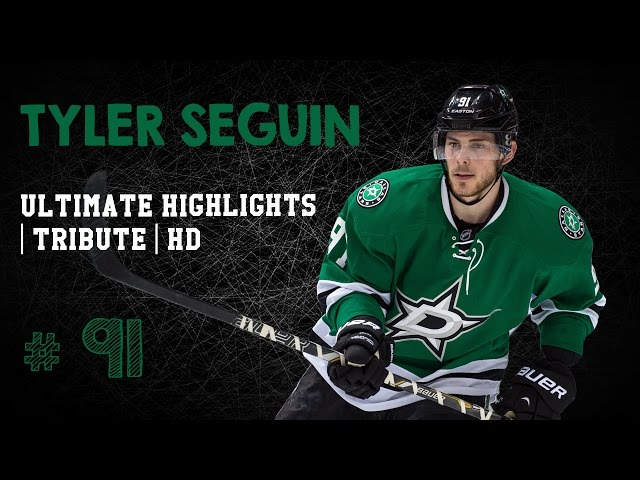 Tyler Seguin Ultimate Highlights | Tribute | HD