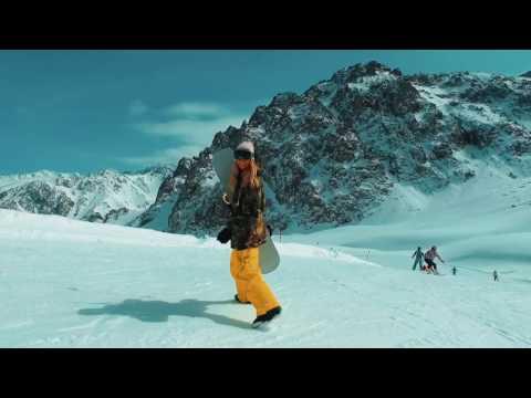 Welcome to Shymbulak ski resort in Kazakhstan!