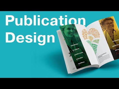 HOW TO: Design a Publication