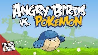 Pokémon vs. Angry Birds - Wailmer