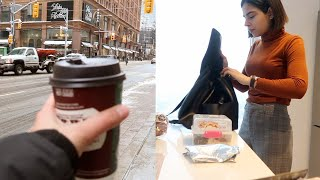 Morning Work Routine | Monday To Friday (Heading To My 9-5) Toronto, Canada