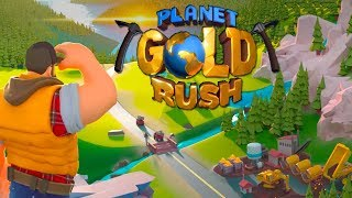 Planet Gold Rush Android Gameplay ᴴᴰ