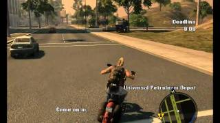 Mercenaries 2 PC Gameplay HD 5770