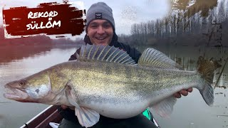 Fishing stories - episode 13. - Giant zander