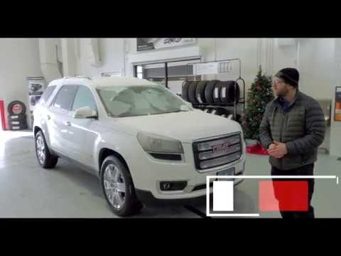 2017 GMC Acadia Limited Limited SUV 2A170177