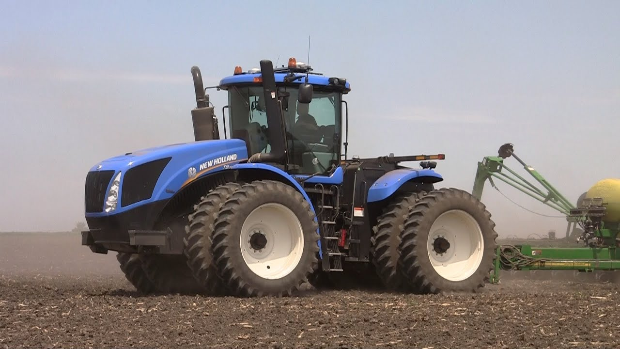 galusha farm new holland tractor on 5 16 2013 youtube. Black Bedroom Furniture Sets. Home Design Ideas