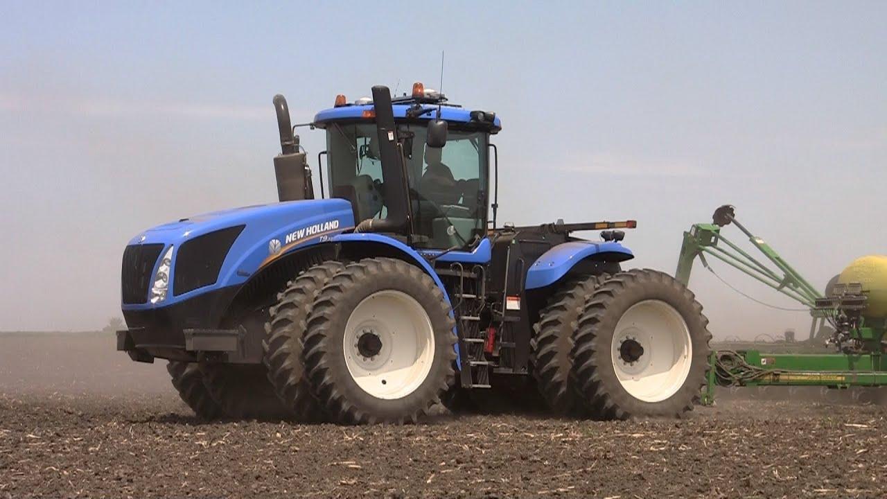 Veneno Hd Wallpaper Galusha Farm New Holland T9 390 Tractor On 5 16 2013