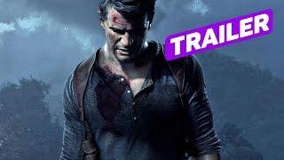 Uncharted 4: A Thief's End Offizieller Trailer - Ungekürztes Gameplay