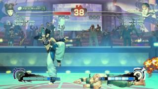 Fight for 3000 - Juri (Zetto San) Vs Ryu (Keigo Omayada) - Double Batlle