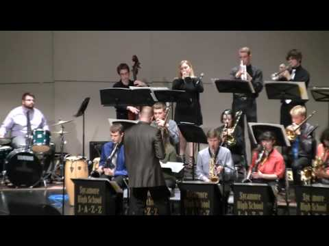 Sycamore High School Jazz Band 2016-05-09