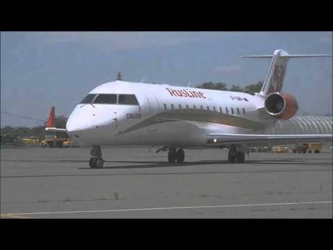Аэропорт Ставрополь 720p