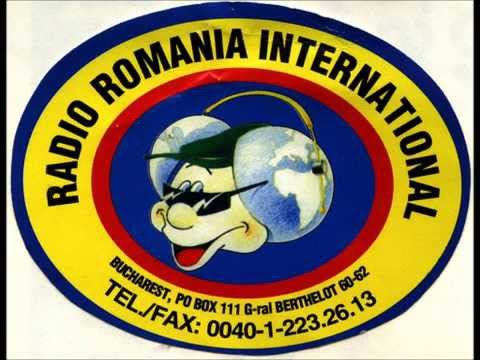 Radio Bucharest - Romanian 1989 Revolution