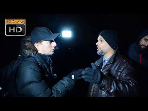 No Brainer! Hashim & Phil (Atheist)   Speakers Corner   Hyde park