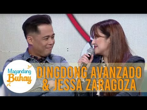 Dingdong and Jessa's sweet message for each other - Magandang Buhay - 동영상