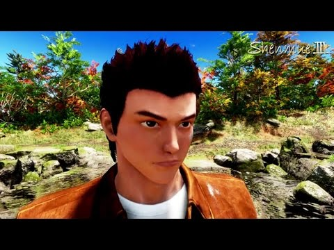 PS4 - SHENMUE 3 Trailer [E3 2015]