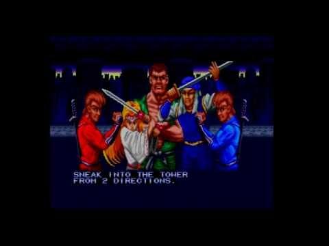 Ninja Combat   Neo Geo gameplay