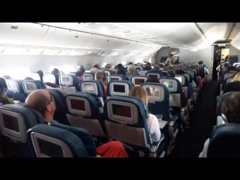 Delta Air Lines/Los Angeles-Atlanta-West Palm Beach/Economy/B777-200LR+B757-200/AUG2014