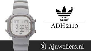 adidas adh2110 digitaal horloge ajuweliers nl