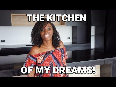MY DREAM KITCHEN IS COMPLETE
