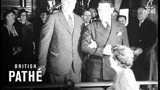 Men Of Our Time - Franklin D. Roosevelt Reel 3 & 4 (1930-1949)